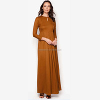 New arrival women abaya islamic maxi dress islamic maxi dress modest muslim dress latest design