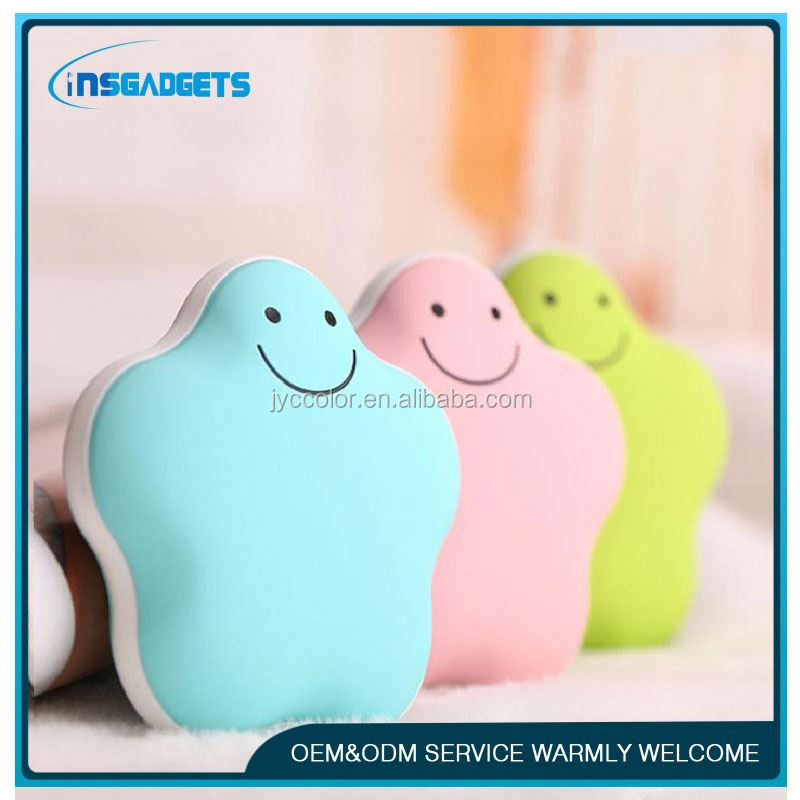 portable phone charger ,HL-975, nice design hand warmer powerbank for mobile phone