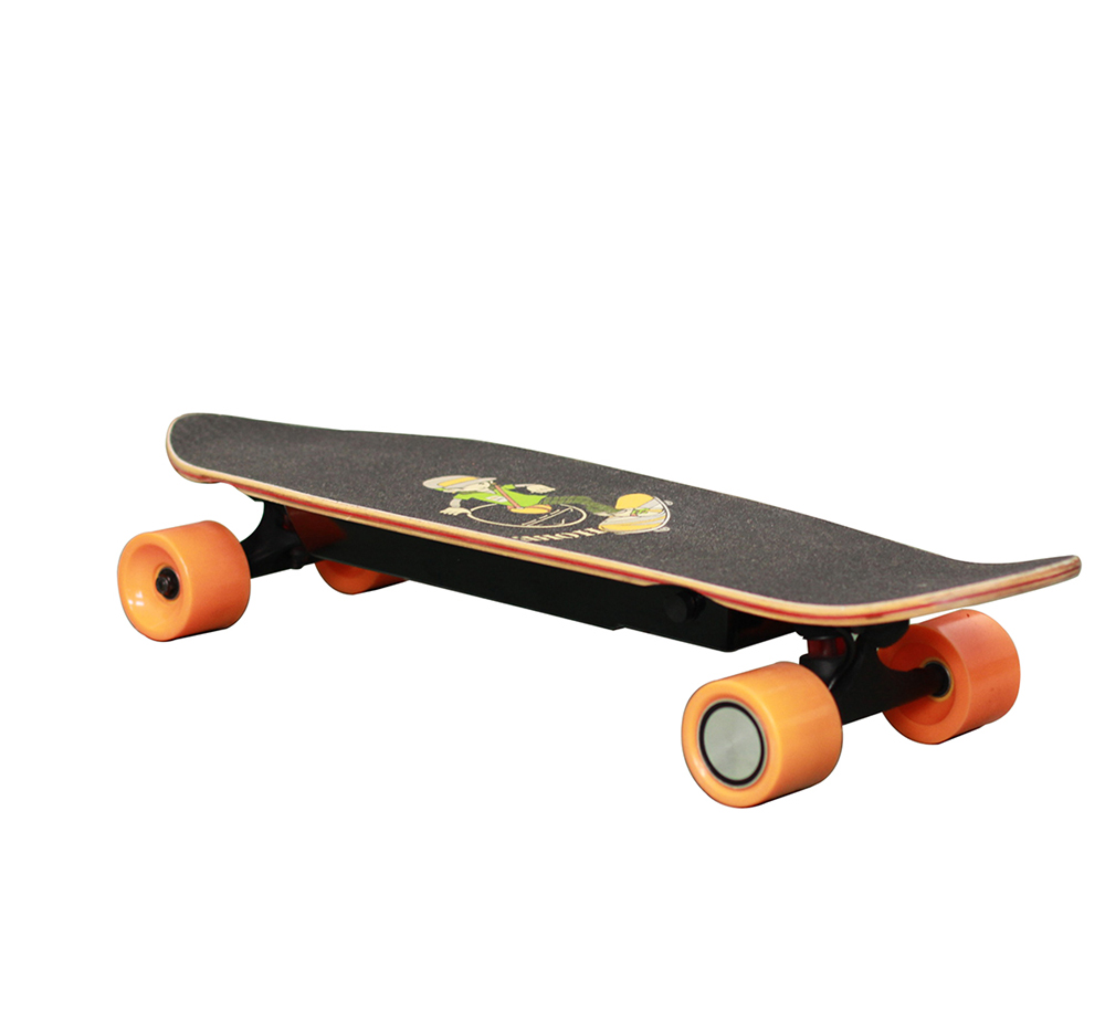 Off road boosted dual 2000w i-wonder electric skateboard