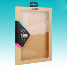 mobile phone accessories kraft paper package for tablet Eco friendly paper packing box for ipad mini / 2 3 4 5 6