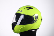 Double Visor Flip up Motorcycle helmet with ECE Homologation,Reasonable Price