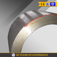 High Manganese Alloy Pellet Mill Rolls for Extruding Metal Balls