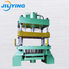 Hydraulic Power Source Deep Drawing Press 500 Ton Double Cylinders Stainless Steel Utensil Making Machine