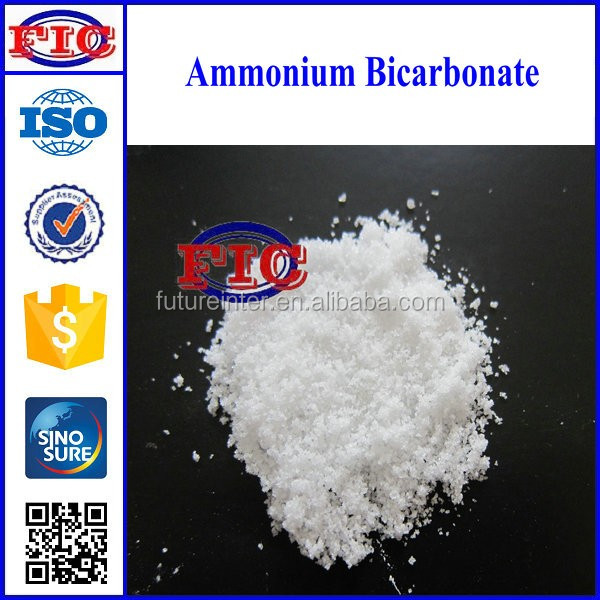 Food grade ammonium bicarbonate best price view ammonium - Bicarbonate d ammonium cuisine ...