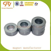 China Cheap Neodymium Ring Strong Permanent