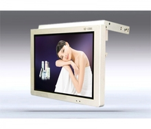 "22"" bus/taxi LCD media advertising display player"