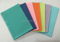 Medical Disposable Dental 3ply Bibs For