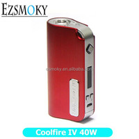 OLED digital display Ecig Box Mod Original Innokin iTaste Coolfire IV 40W VV VW Mod with 2000mah capacity battery Cool Fire 4