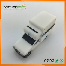 Custom Truck Shape USB Pendrive Bulk 1Gb/2GB/3GB/4GB/8GB/16GB/32GB/64GB Usb Flash Drive for Gifts