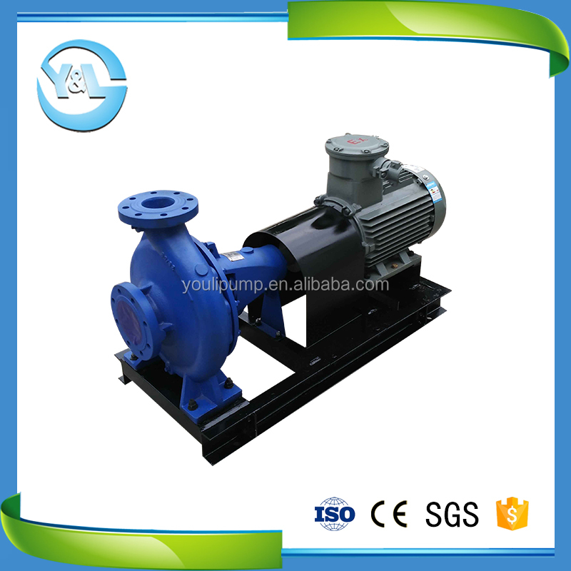 fire fighting usuage electric motor driven oil pump