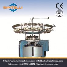 Sherpa Paint Roller Fabric Knitting Machine