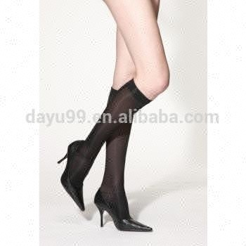 Compression knee high slim stockings (Made in Taiwan)