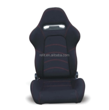 High quality Adjustable Sport Racing Seat Black Auto Car Seats