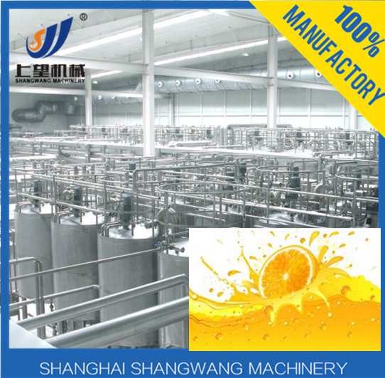 Juice processing plant orange juice concentrate fruit production line/plant/machine