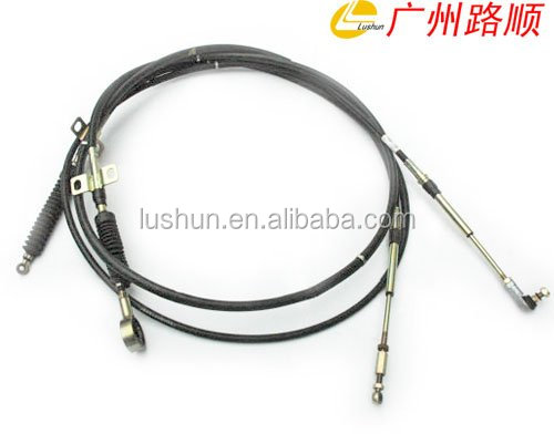 Changing and shifting cable for china truck JAC FOTON YUEJIN JMC JBC GONOW CHANA WINGLE