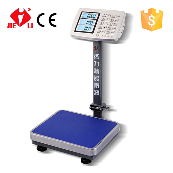 Digital Platform Weighing Scales 60kg 5g with Rechargeable <strong>Battery</strong>