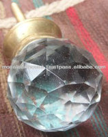 Crystal Glass Knobs and Pulls
