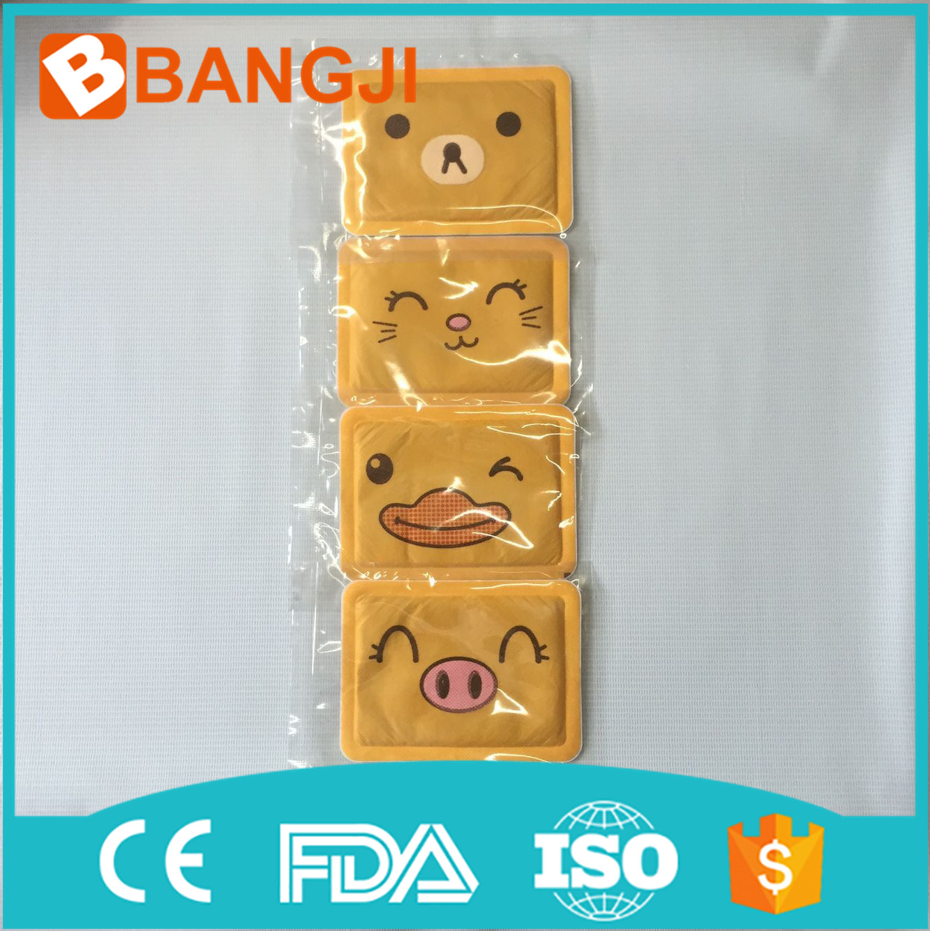 Disposable Hand Warmer/heat pad/heat patch/warmer pad