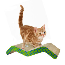 Cat Scratching Toy Corrugated Cardboard Cat Bed