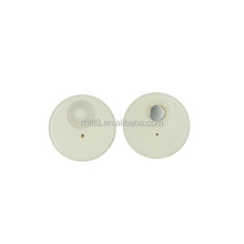 Round Hang Tags EAS Security RF 8.2Mhz Clothing Plastic Hang Tags