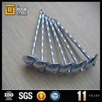 galvanized nails for nail, hard steel nails, 1-4 inch roofing nails