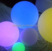 Rechargeable Led Beach Ball Waterproof 35cm Diameter
