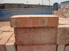 antique red clay bricks for resistant garden