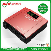 Hot in Pakistan Solar Inverter with Built-in Charge Controller Small Solar System