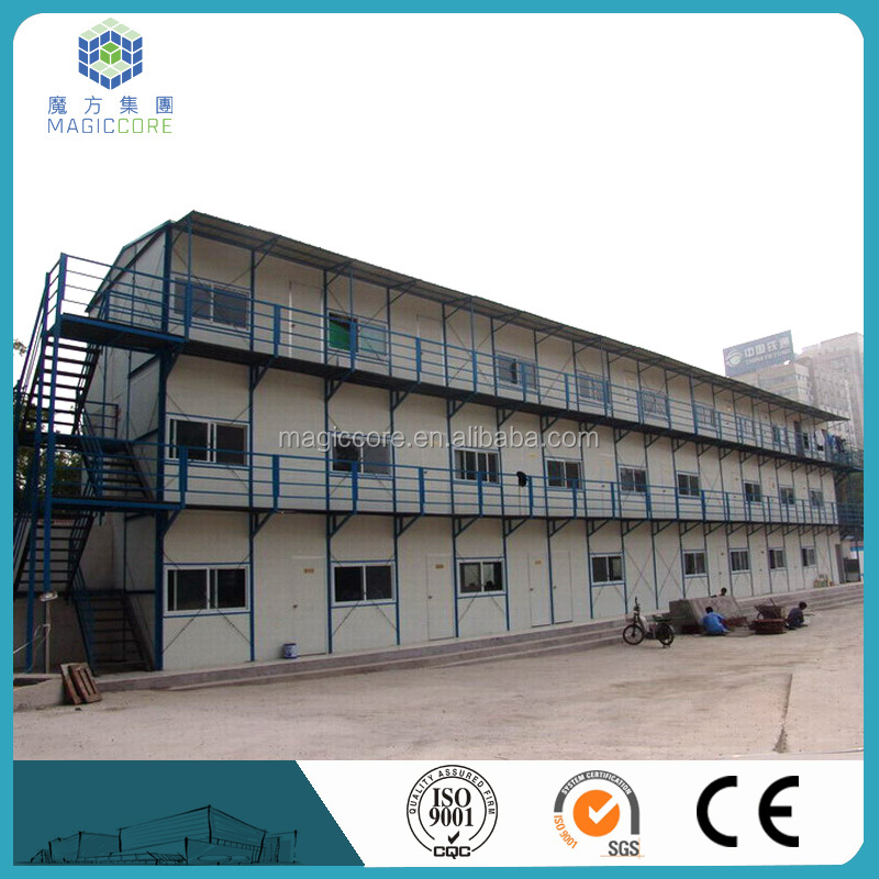 heat insulation emergency modular housing/building