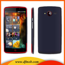 5.0 INCH FWVGA Touch Screen MTK6572 Dual Core Android 4.2 Smartphone Print Own Brand Phone S55