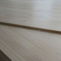 RP1243 finger jointed radiata pine laminated panel