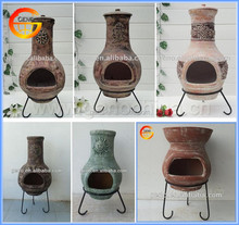 water proof clay oven chiminey for sale