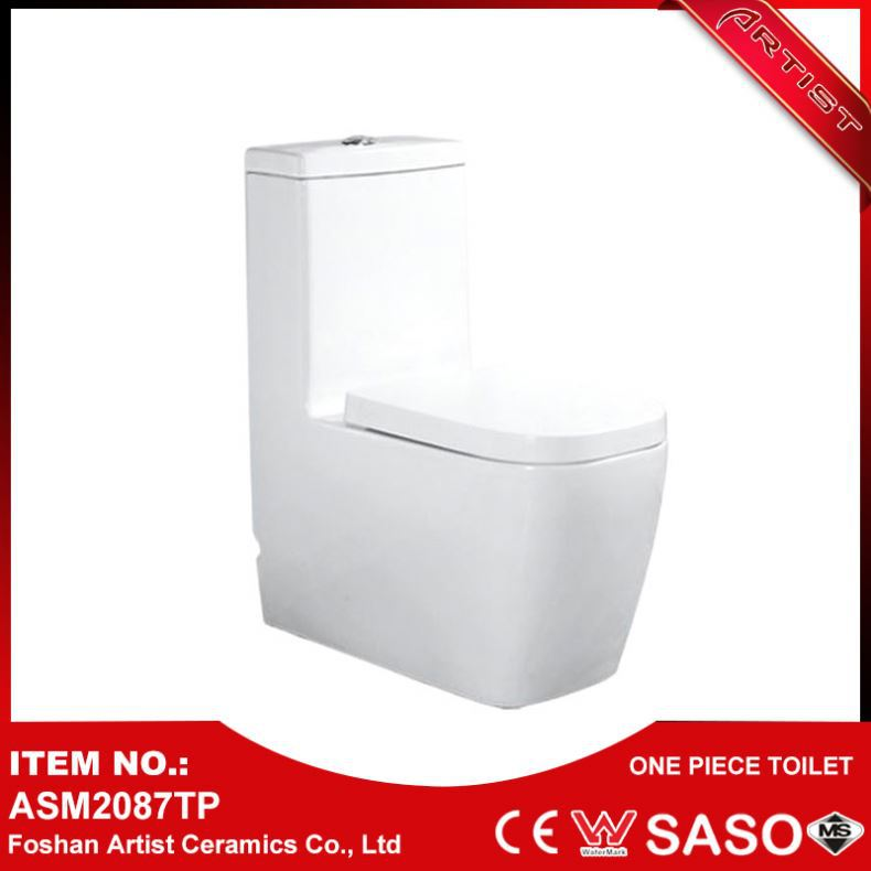 Chinese bathroom sanitary one piece ceramic wc toilet seat manufacturer