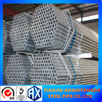 galvanized stocking tube galvanized pipe sizes and dimensions