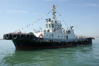 Build new Small tug boats for port