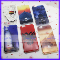 tpu mobile phone cover with colorful print / 2015 pvc high quality print mobile case