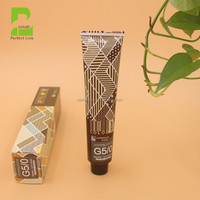 Professional Salon Keratin Permanent Hair Color Cream & Copper Blonde Shallow (100ml) OEM/ODM
