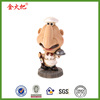 Wholesale handmade decor Chef Nose Figurine Eyeglasses Holder