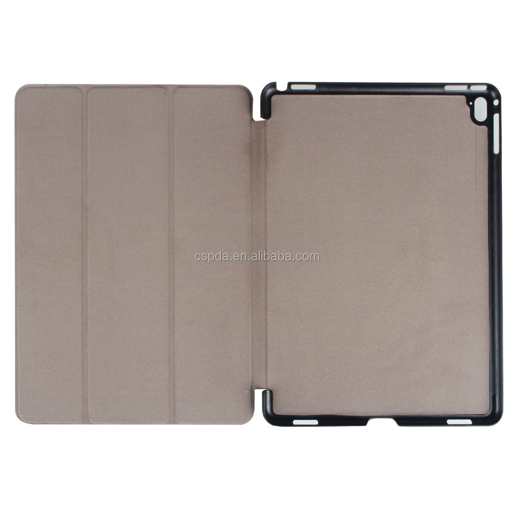 High Quality Leather Holster Card Wallet Folio Stand Flip Case Cover For iPad Pro 9.7