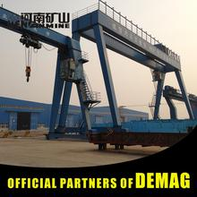 Factory Direct Sales Speed 150T Launcher Gantry Crane Prices For Lifting Marbles