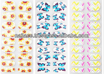 Nail sticker_ Nail polish sticker (Nail patch sticker)