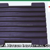 High Tension Ballast Rubber Railway Pad