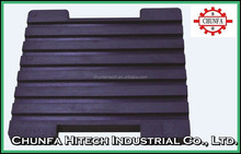 High Tension Ballast Rubber Railway Pad for Rail