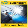 2014 super bright! all sales xenon lamp HID Bulb h1 h4 h7 h8 9005 9006 5000k,6000k,10000k made in China