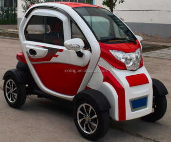 60V 1.0KW 2 seat small cars cheap electric cars four wheel electric car vehicle for sale