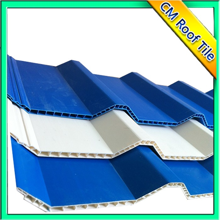 Light weight Beauty custom made Anti-corrosive roof tiles