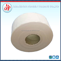 White virgin wood pulp toilet jumbo tissue roll