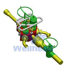Flowhead Assembly Summary/Well and Pressure Testing Equipment