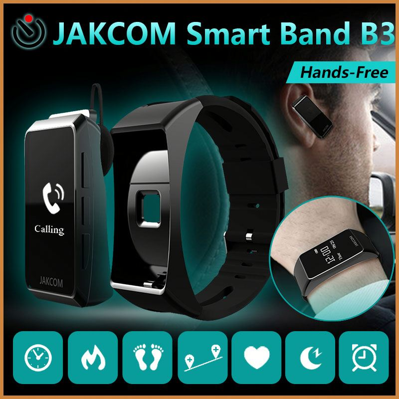 Jakcom B3 Smart Watch 2017 New Product Of Bluetooth Car Kit Hot Sale With Multifunction Steering Wheel Fm Radio Quadlock
