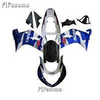 Verkleidung China fairing kit custom motorcycle body kits for suzuki 01-03 GSX-R 600